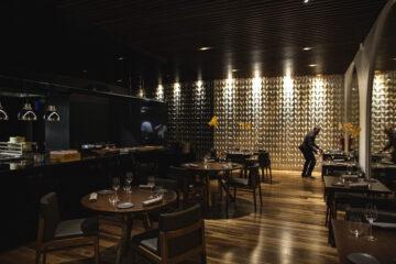 Restaurante Loco do chef Alexandre Silva, Lisboa. Foto- Paulo Barata, Dezembro 2015