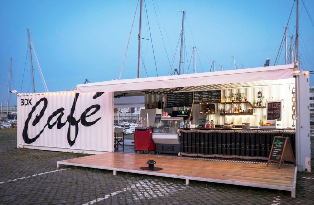 Box CafeCA-2