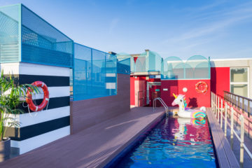 16The Student Hotel Campus Barcelona - Masquespacio