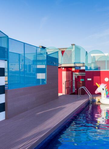 16The Student Hotel Campus Barcelona - Masquespacio