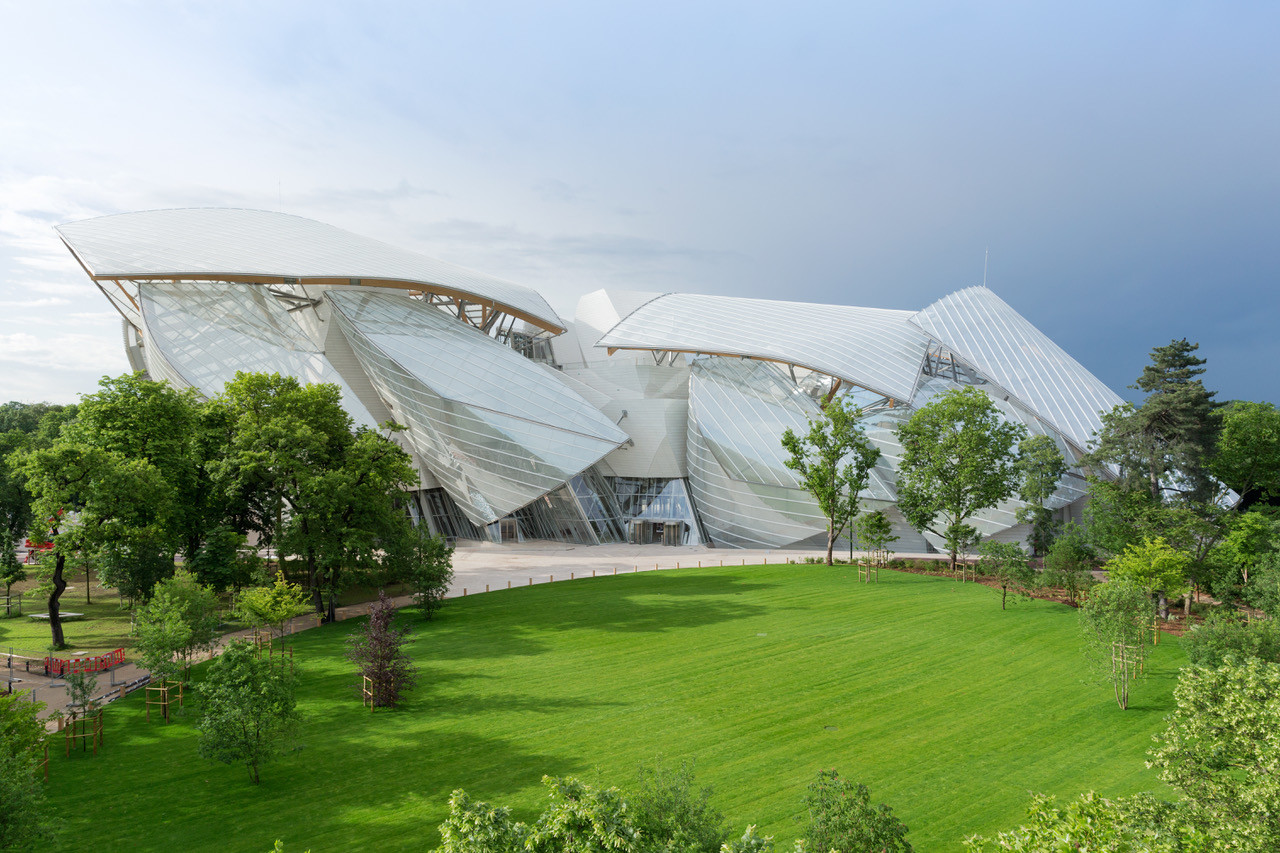 Foto: Iwan Baan, Fondation Louis Vuitton