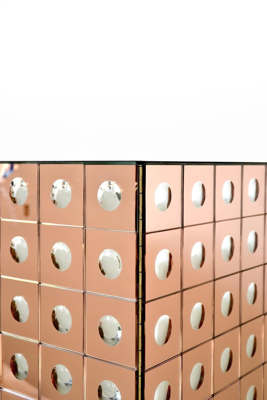 Bolle Cabinet by Effetto Vetro Imagem cedida por Effetto Vetro (Itália)