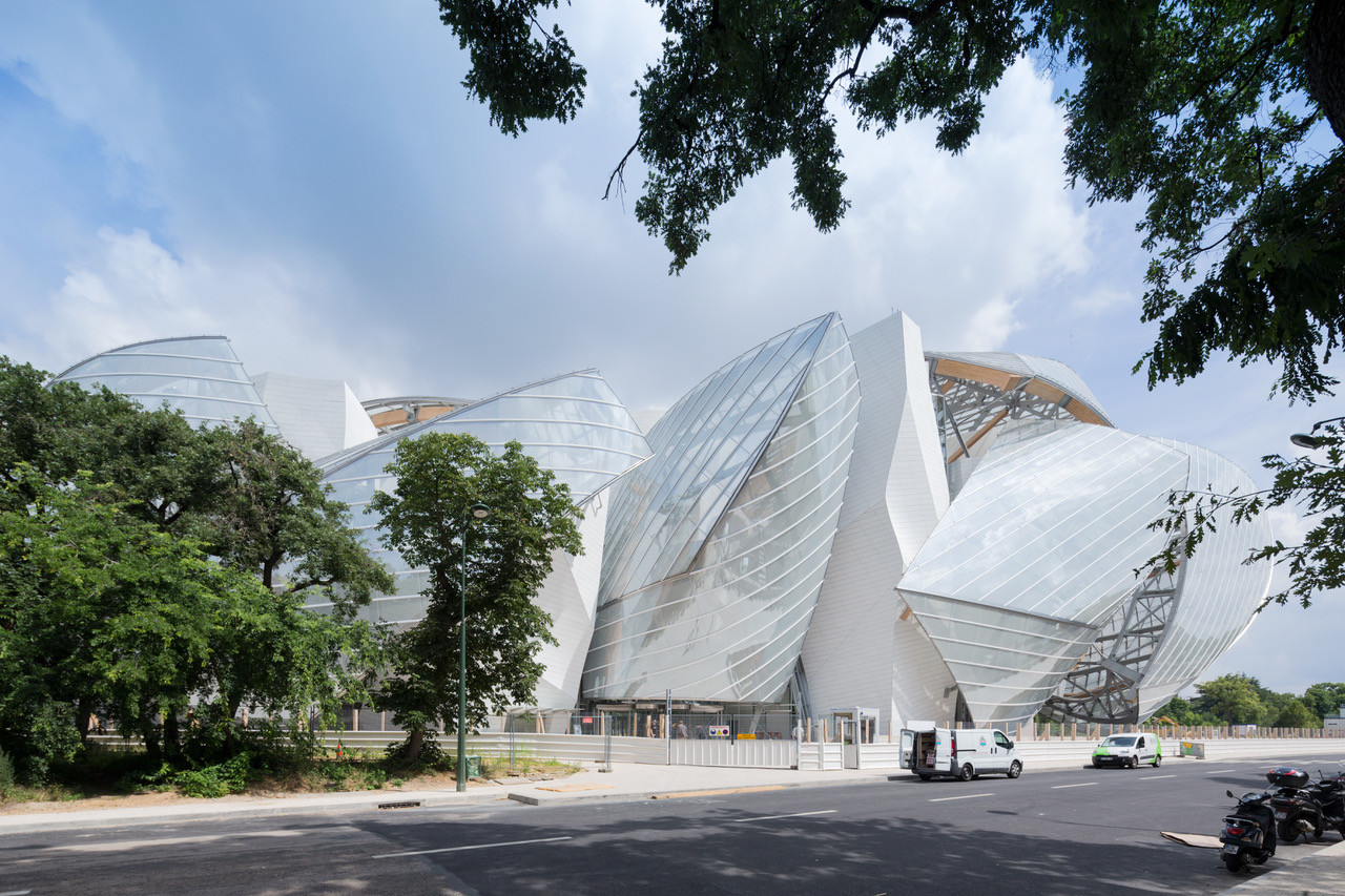 Ideat / Foto: Iwan Baan, Fondation Louis Vuitton