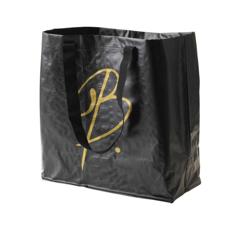 saco médio, 1,25€