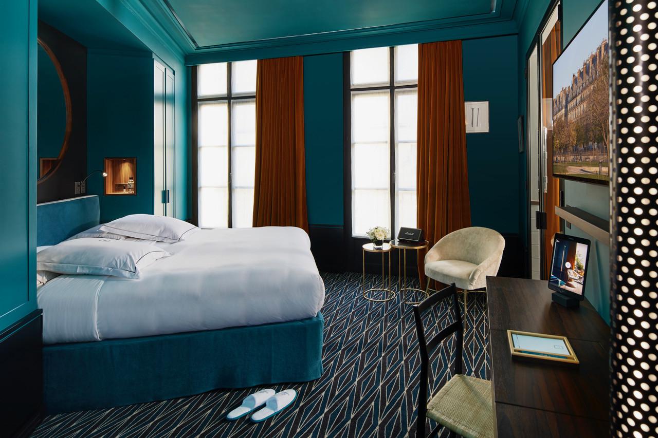 Hotel Le Grands Boulevards, Paris