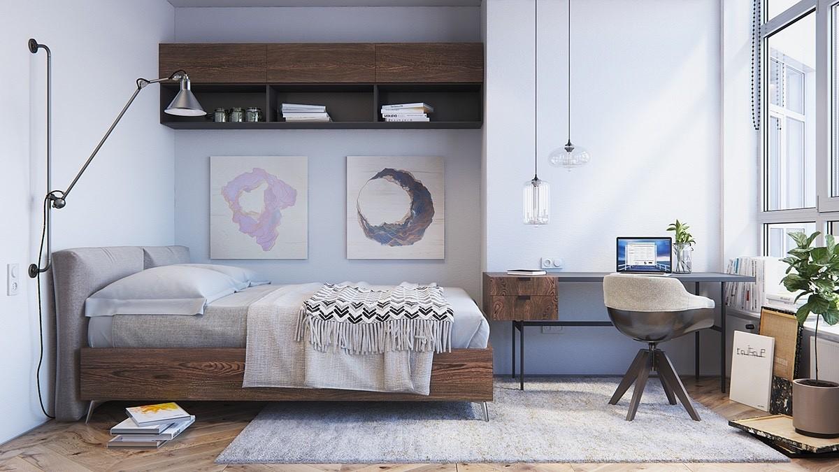 pastel-scandinavian-bedroom-design