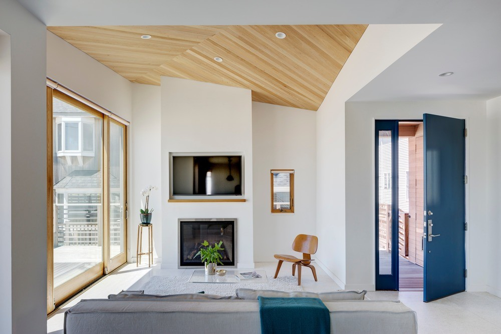 Project: Breezy Point House Architect: Barker Freeman Design Office Stylist:  Brice Gaillard Location: Breezy Point, NY