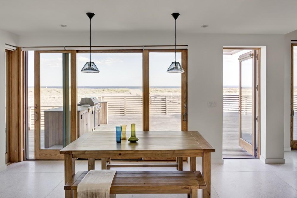 Project: Breezy Point House Architect: Barker Freeman Design Office Stylist:  Brice Gaillard Location: Breezy Point, NY