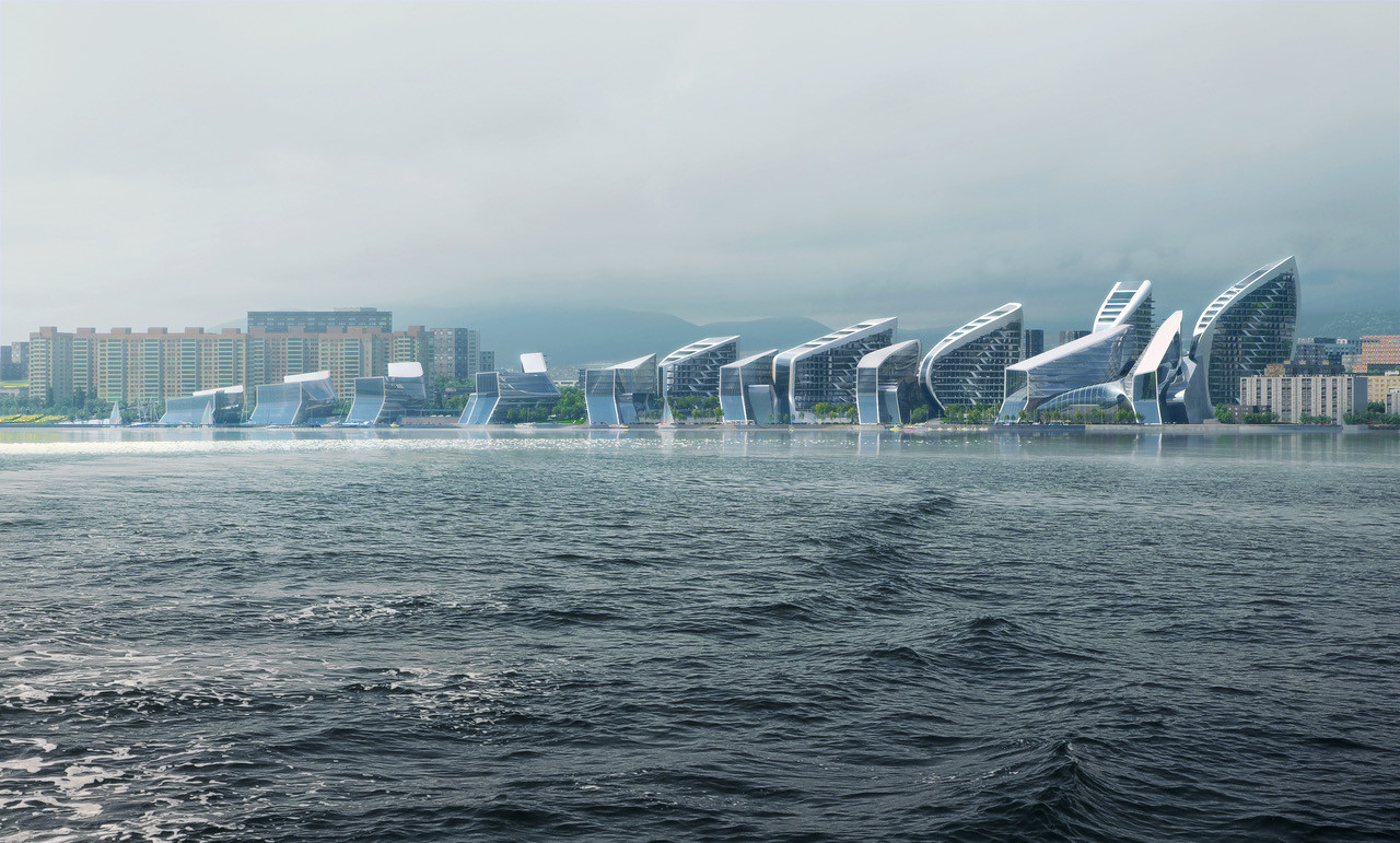 01_ZHA_Admiral Serebryakov Embankment_Render by VA