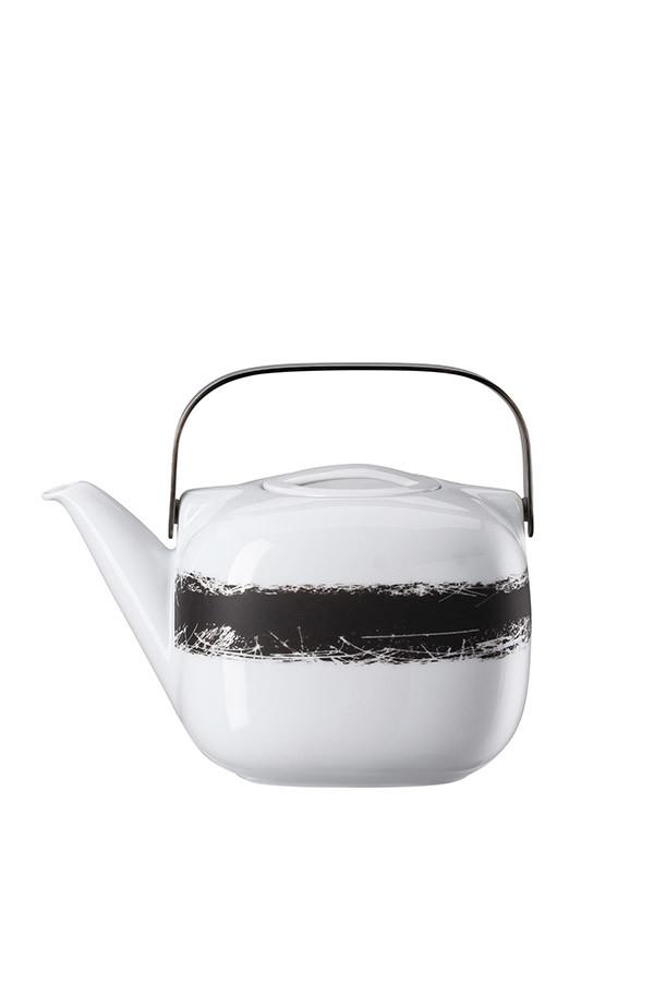 Da Rosenthal, a nova linha avant-garde Suomi, a preto e branco, com design de Timo Sarpaneva, sob consulta, procure no El Corte Inglés
