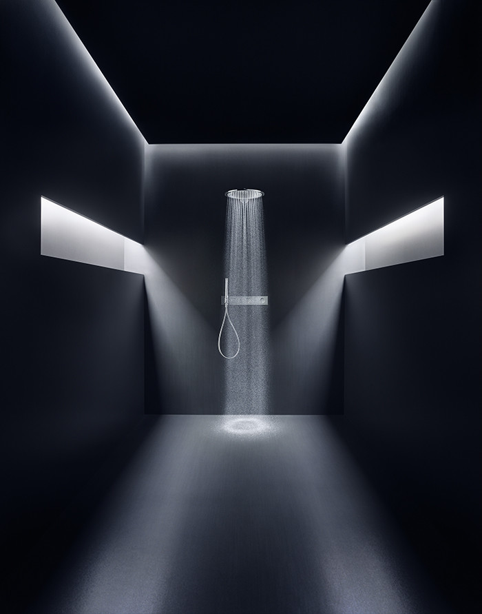 A Hansgrohe introduz o sistema de duche Select Thermostat, em hansgrohe.pt
