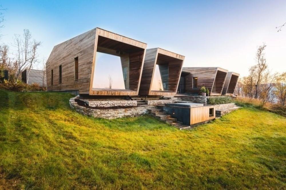 Malangen, por Stinessen Arkitektur As Foto: Terje Arntsen