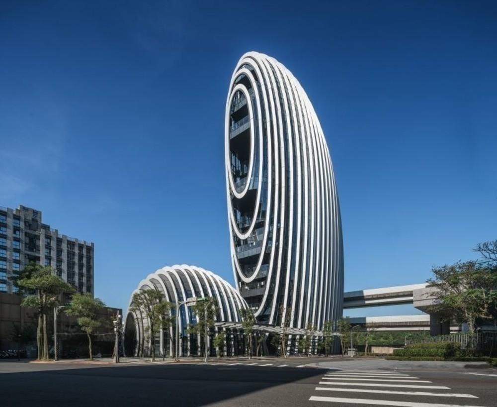 Lé Architecture por Aedas Foto: Aedas