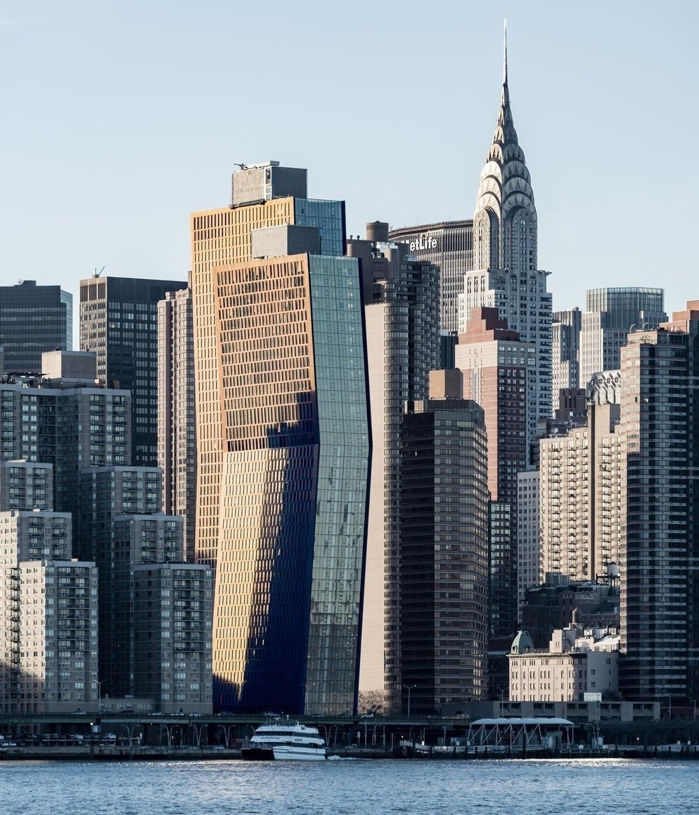American Copper Buildings por Shop Architects - Architectural Design of the Year Foto: American Copper Buildings