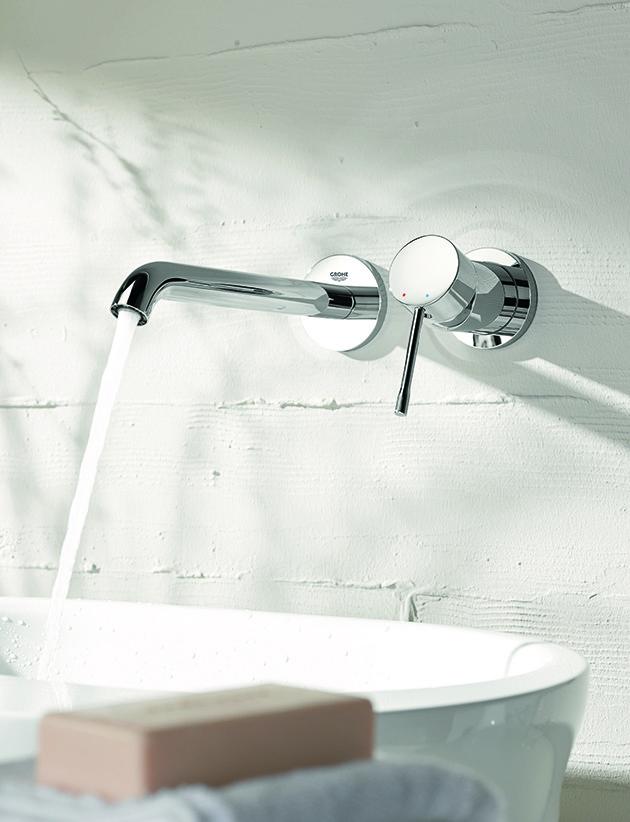 Grohe Monocomando de lavatório 2 furos, 239 euros