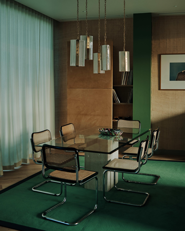 Bella Freud Apartment -Living Room-Retrouvius-Televison-centre-006-Web (15)-© Michael Sinclair