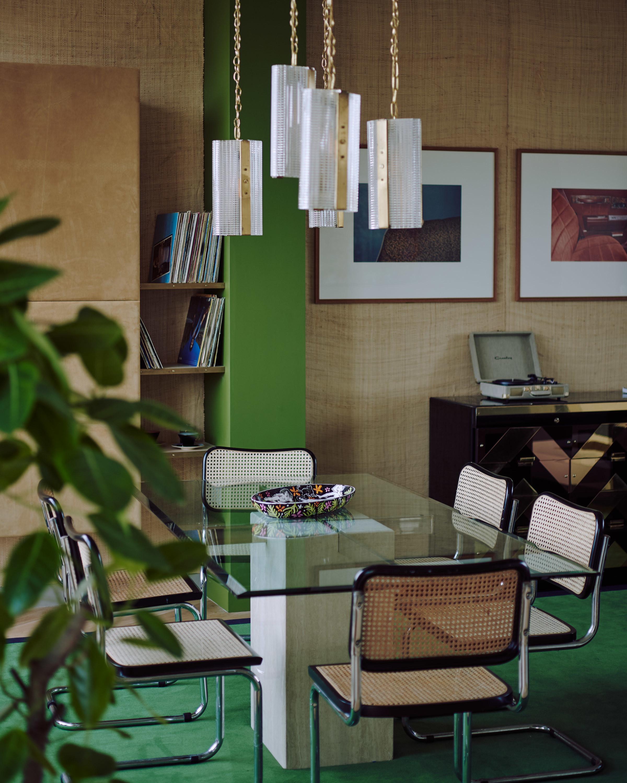 Bella Freud Apartment -Living Room-Retrouvius-Televison-centre-006-Web (7)-© Michael Sinclair
