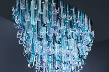 Serip Collection Geyser Chandelier
