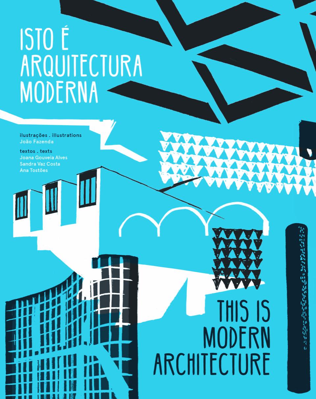 Isto é Arquitectura Moderna (capa)